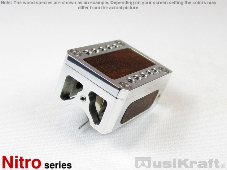 Audio MusiKraft Polished Lithium Nitro 1 Cartridge