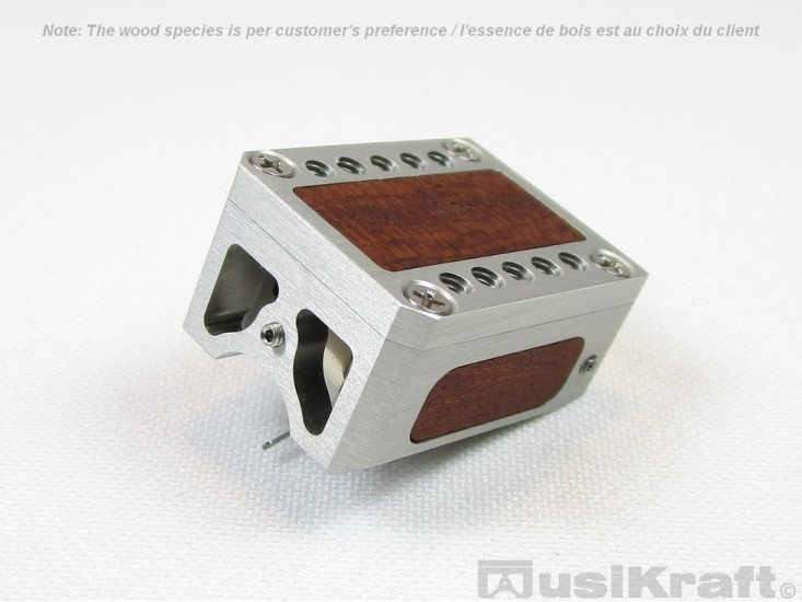 Audio MusiKraft DL-103 Clear Anodized Aluminum Cartridge