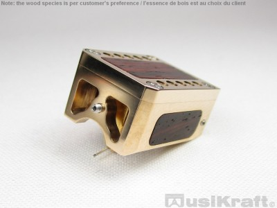 Audio MusiKraft DL-103R Gold Plated Bronze Cartridge