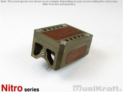 Audio MusiKraft Passive Coated Magnesium Nitro 1 Cartridge