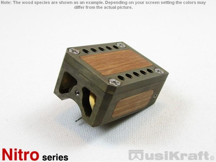Audio MusiKraft Passive Coated Magnesium Nitro 2 Cartridge