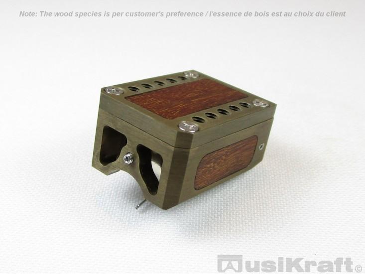 Audio MusiKraft DL-103 Coated Magnesium Cartridge