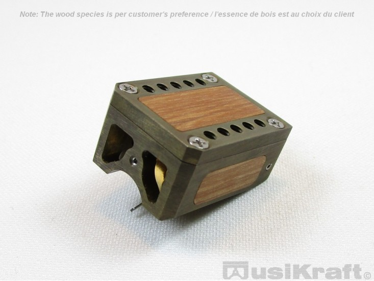 Audio MusiKraft DL-103R Coated Magnesium Cartridge