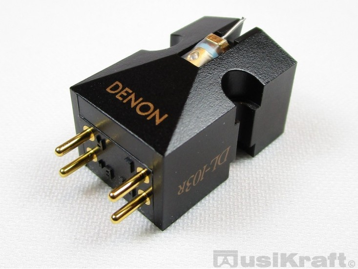Denon DL-103R (moving coil) phono cartridge